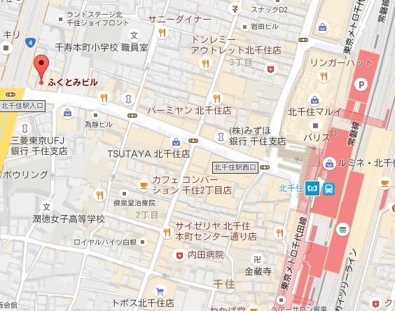 田中商事 地図